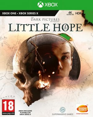 Cover The Dark Pictures - Little Hope