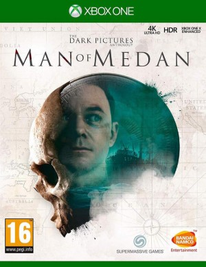 Cover The Dark Pictures - Man of Medan (Xbox One)
