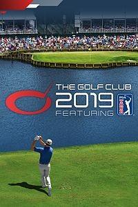 Cover The Golf Club 2019 featuring PGA Tour