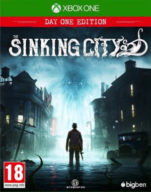 Cover The Sinking City (Xbox One)