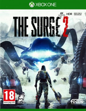 Cover The Surge 2