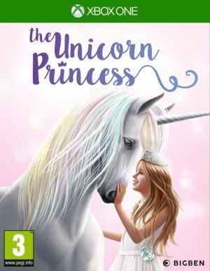 Cover The Unicorn Princess