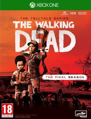Cover The Walking Dead: The Final Season (Xbox One)
