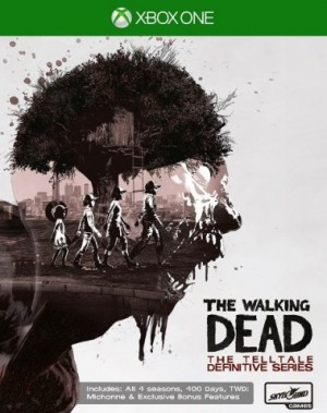Cover The Walking Dead: The Telltale Definitive Series
