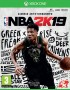 Cover NBA 2K19 (Xbox One)