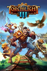 Cover Torchlight III