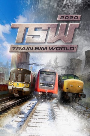 Cover Train Sim World 2020