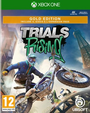 Cover Trials Rising (Xbox One)