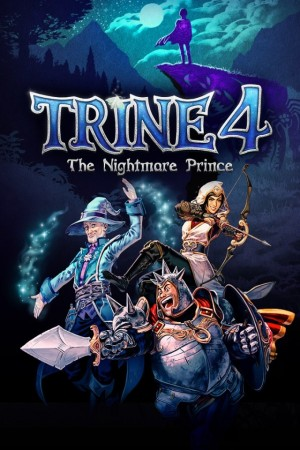 Cover Trine 4: The Nightmare Prince