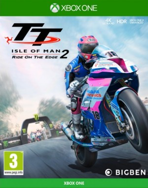 Cover TT Isle of Man: Ride On The Edge 2 (Xbox One)