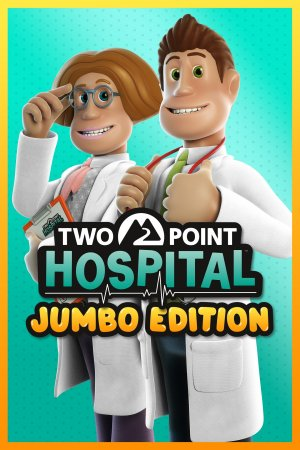 Cover Two Point Hospital: JUMBO Edition