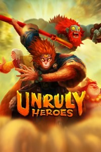Cover Unruly Heroes (Xbox One)