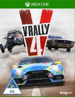 Cover V-Rally 4