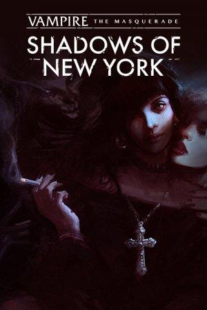 Cover Vampire: The Masquerade - Shadows of New York
