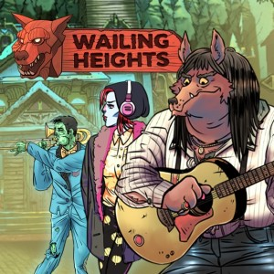 Cover Wailing Heights