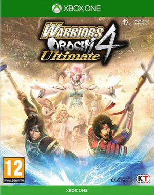Cover Warriors Orochi 4 Ultimate (Xbox One)