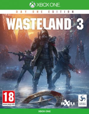 Cover Wasteland 3 (Xbox One)