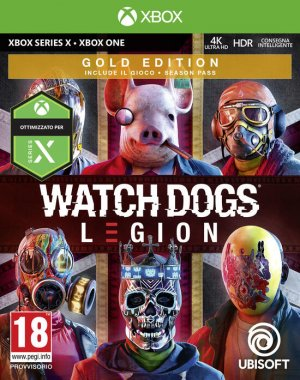 Cover Watch Dogs: Legion (Xbox One)