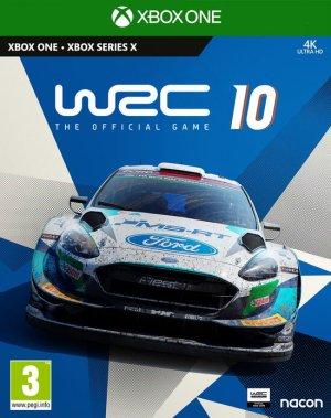 Cover WRC 10