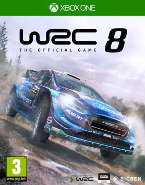 Cover WRC 8 FIA World Rally Championship (Xbox One)