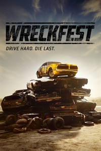 Cover Wreckfest (Xbox One)