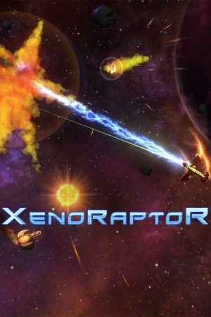 Cover XenoRaptor
