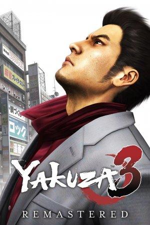 Cover Yakuza 3 Remastered