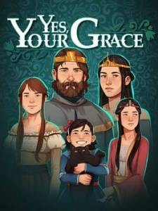 Cover Yes, Your Grace