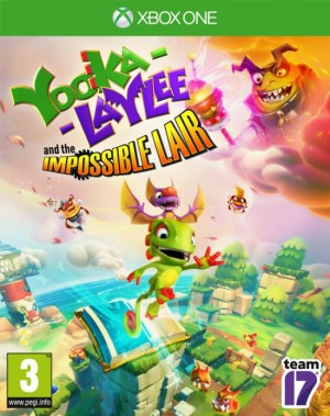 Cover Yooka-Laylee and the Impossible Lair (Xbox One)