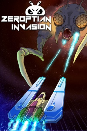 Cover Zeroptian Invasion