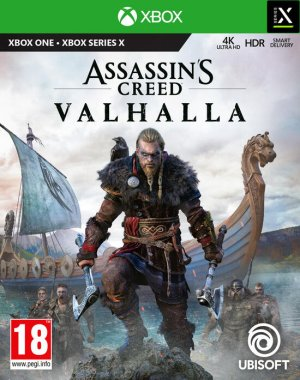 Cover Assassin's Creed Valhalla