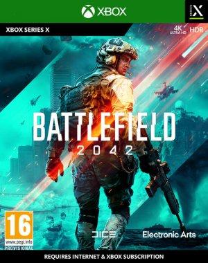 Cover Battlefield 2042