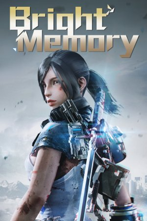 Cover Bright Memory