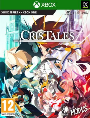 Cover Cris Tales