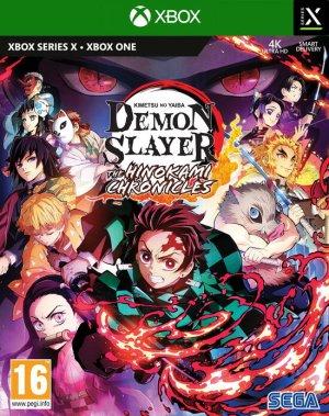 Cover Demon Slayer: Kimetsu no Yaiba - The Hinokami Chronicles