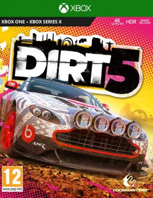 Cover DIRT 5 (Xbox Series X|S)