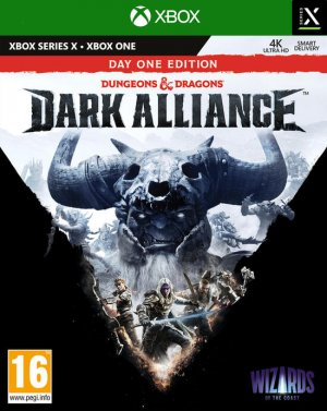 Cover Dungeons & Dragons: Dark Alliance