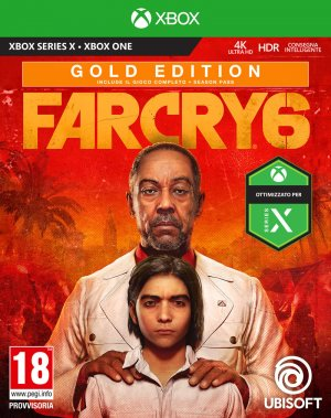 Cover Far Cry 6