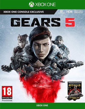 Cover Gears 5 (Xbox Series X|S)