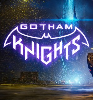 Cover Gotham Knights