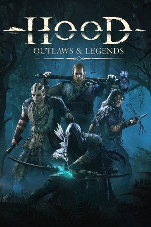 Cover Hood: Outlaws & Legends