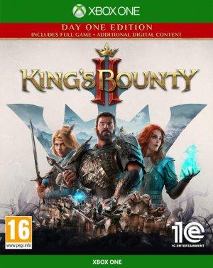 Cover King's Bounty II