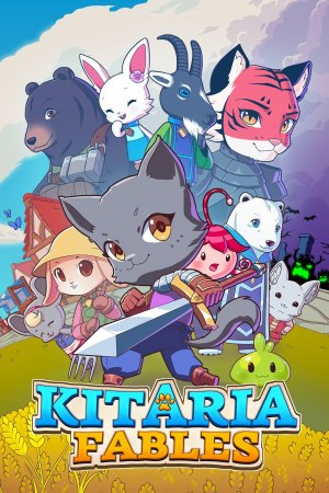 Cover Kitaria Fables