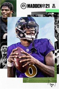 Cover Madden NFL 21