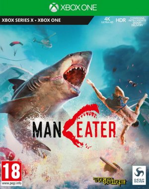 Cover Maneater