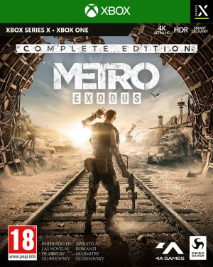 Cover Metro Exodus: Complete Edition