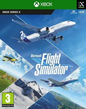 Cover Microsoft Flight Simulator