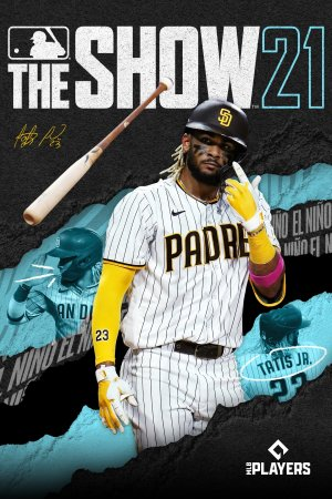 Cover MLB The Show 21
