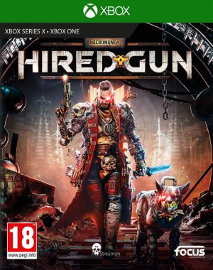 Cover Necromunda: Hired Gun