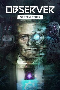 Cover Observer: System Redux (Xbox Series X|S)